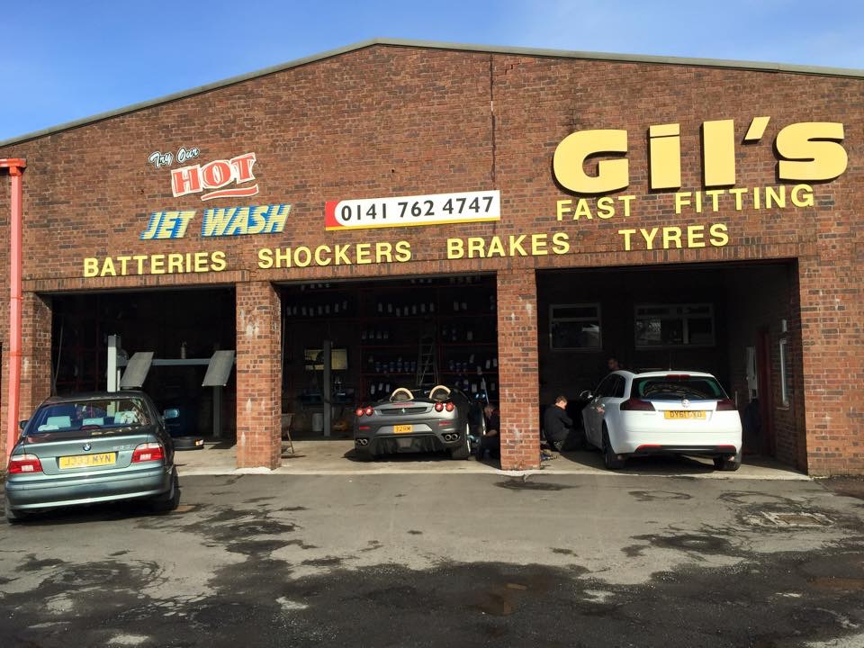 gils tyres